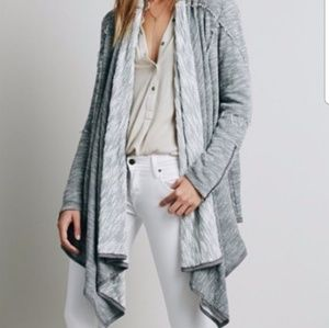 Free People Cardigan Open Sweater XS